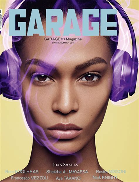 Garage Magazine Kendall Jenner Cara Delevinge Are Tech Chic For Garage
