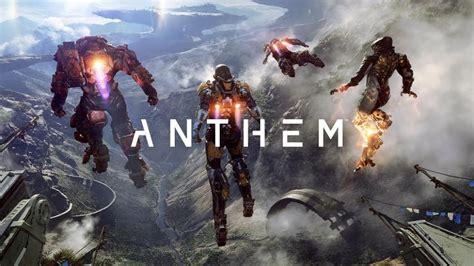 Antem Ciput Antem Antem Razha 3 bioware s anthem stuns with an astounding trailer at xbox e3 event venturebeat pc gaming