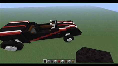 minecraft race car minecraft racecar of doom