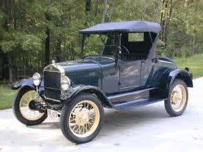Ford T Ford Model T Junglekey Fr Image