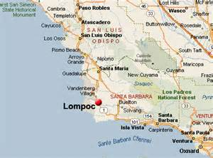 lompoc california map lompoc weather related to real estate listings of homes