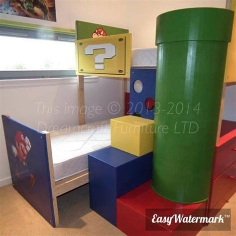 mario bed 92 best images about mario sonic minion bedroom ideas on pinterest