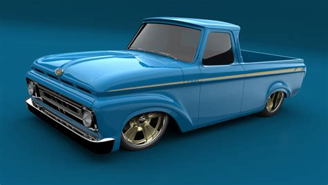 Ford Unibody Truck by Ford Unibody Truck History
