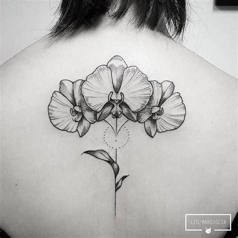 1001 id 233 es tatouage orchid 233 e le d 233 sir 224 fleur de peau