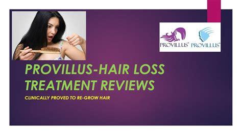 hair loss treatment reviews provillus hair loss treatment reviews youtube