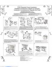 Bosch Dishwasher Installation Guide Bosch Shv68m03uc Integra 800 Series Manuals