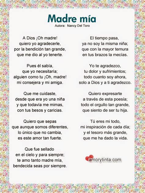 mama poemas para mi madre feliz d a de las madres mayo amor y tinta poemas para el d 237 a de las madres
