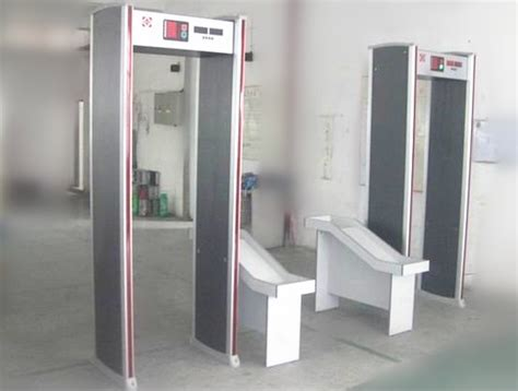 High sensitive Door Frame Metal Detector Airport Security ... Metal Detectors For Sale Cheap