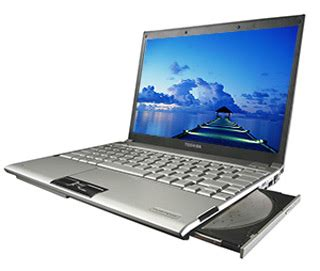 toshiba portege r500 series the world s thinnest and lightest laptops introduced techgadgets