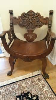 chair antique carved throne chair my antique