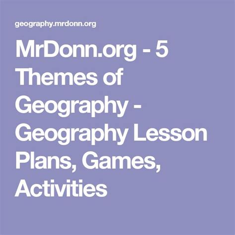 5 themes of geography interactive games 46 best 5 themes of geography images on pinterest five