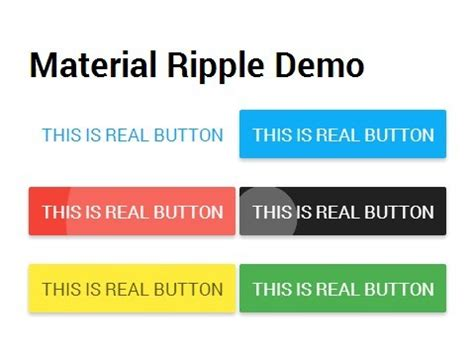 material design ripple effect android material design click effect android jquery plugin for