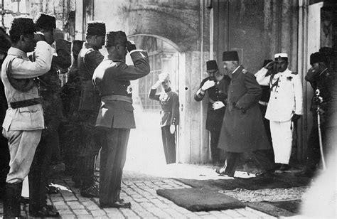 ottoman sultanate abolition of the ottoman sultanate