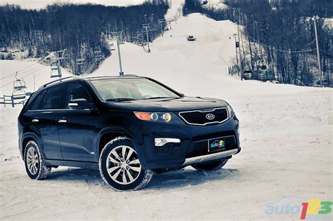 Kia Sorento 2011 Review Auto123 New Cars Used Cars Auto Shows Car Reviews