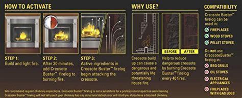 Chimney Extinguisher Log - pine mountain creosote buster safety firelog 1 log