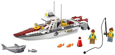 toy boat building lego 60147 quot fishing boat quot building toy lego co uk