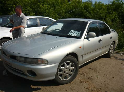 1994 mitsubishi galant pictures 1800cc automatic for sale