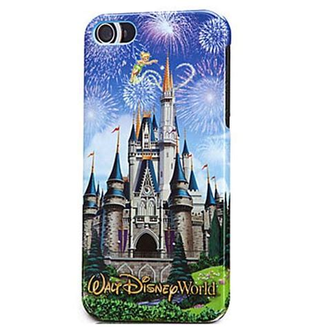 Disney iPhone 5/5s Case   Cinderella Castle Disney World