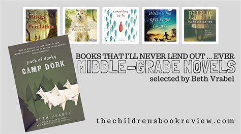ellie engineer books 5 middle grade books that i ll never lend out to anyone