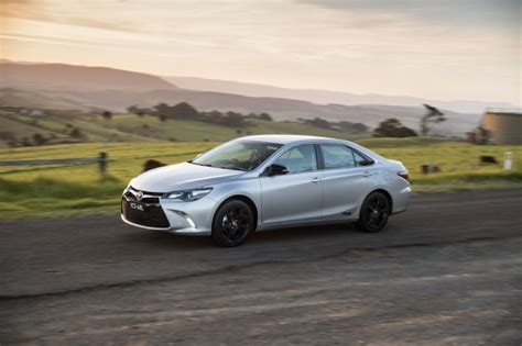 2016 Toyota Camry 2 5 G A T limited edition toyota camry rz launched forcegt