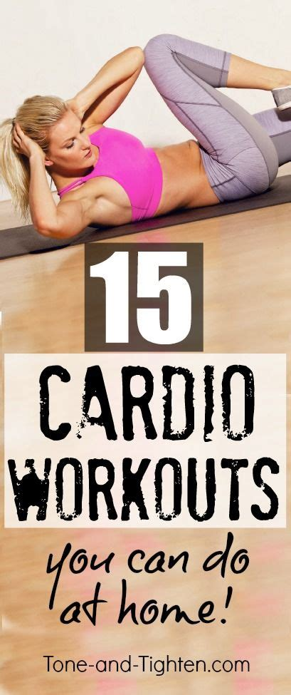 best 25 home cardio workouts ideas on home