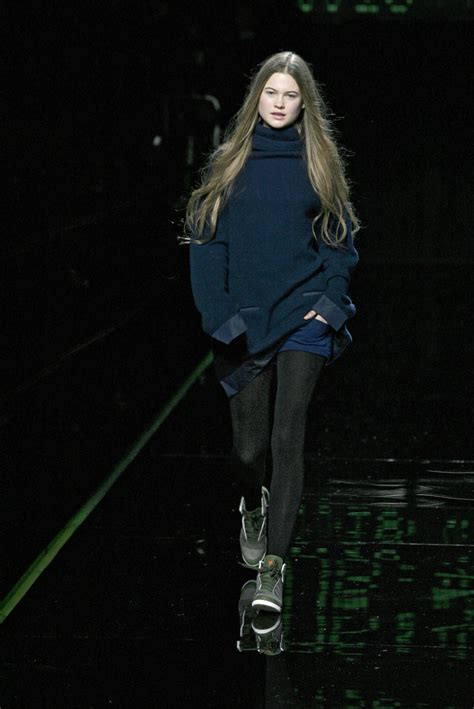 New York Fashion Week Fall 2007 The History Of Fashion Week by Y 3 Fall 2007 Runway Pictures Livingly
