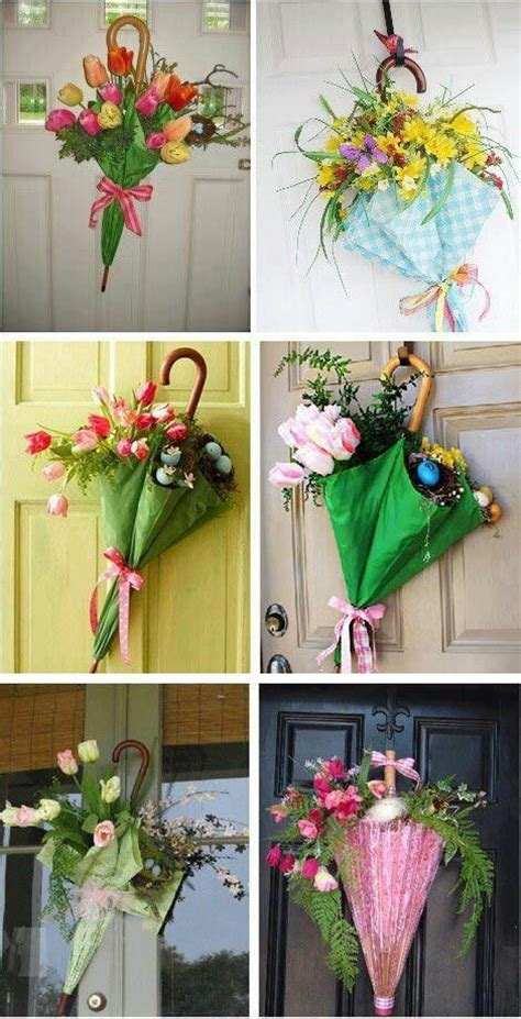 door decorations for spring spring decorations making door hangings or wreaths from