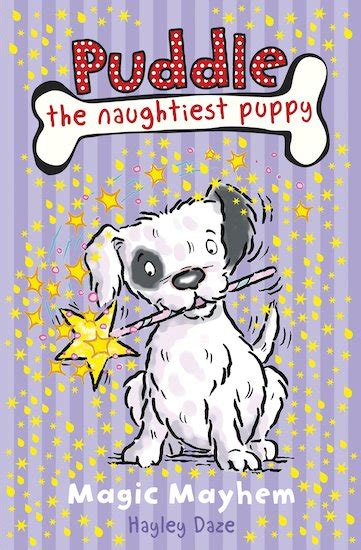 the puddle club books puddle the naughtiest puppy magic scholastic