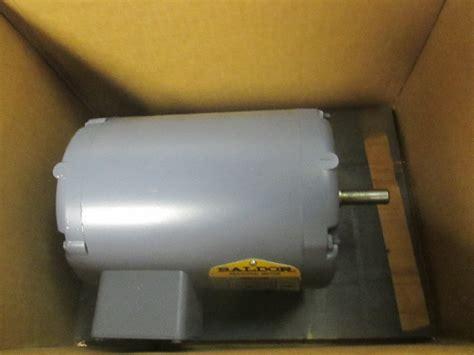 baldor   hp electric motor   ph