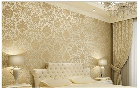 vintage classic beige french modern damask feature
