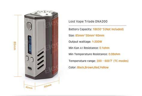 Garskin Vapor Triade Dna 200w Slipknot elego most popular lost vape triade dna200 tc box mod lost vape vapor wholesale buy triade