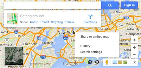 printable driving directions from one place to another new menu for desktop google maps