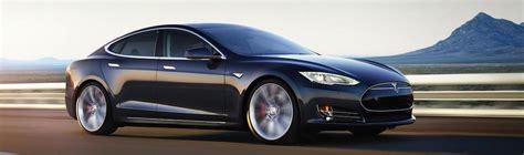 Tesla Motors Ny Tesla S P85d Ny Snabbare Modell Med Fyrhjulsdrift