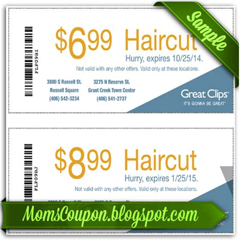 haircut coupons march 2015 use free printable great clips coupons for big discounts