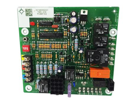 furnace circuit board replacement cost circuit board pcbbf132s goodman amana gas furnace gmh