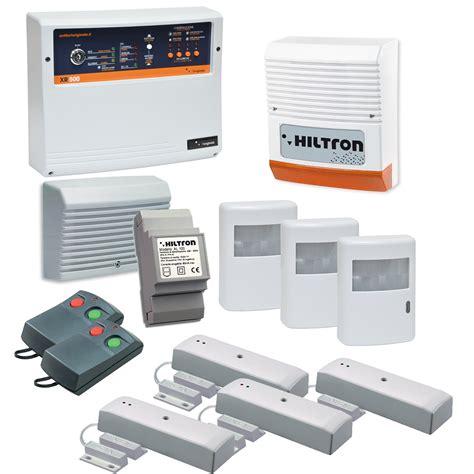 prezzo allarme casa antifurto allarme casa kit wireless senza fili hiltron