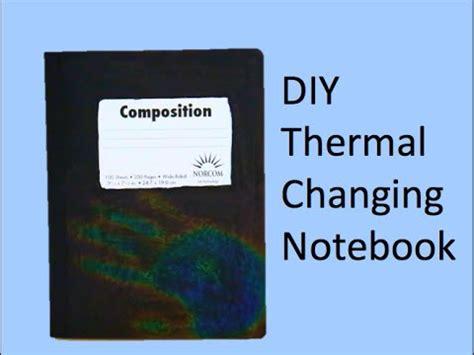 diy thermal diy thermal changing notebook