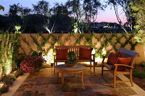 backyard small landscape lighting orlando outdoor lighting company
