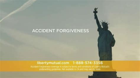 liberty mutual actress accident forgiveness liberty mutual tv spot new car replacement and accident