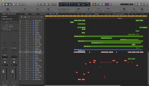 Gypsy Progressive House Logic Pro X Template By Speaker Of The House Myloops Logic Pro X Templates