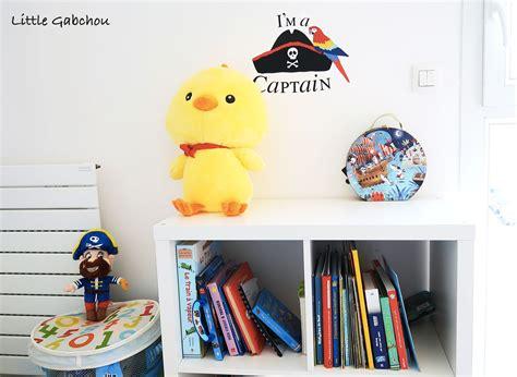 d馗o chambre pirate la chambre de pirate de gabchou avec les accessoires