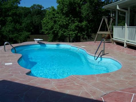 American Backyard Pools by The Lazy 8 Swimming Pools The Lazy 8 Pools American Pool