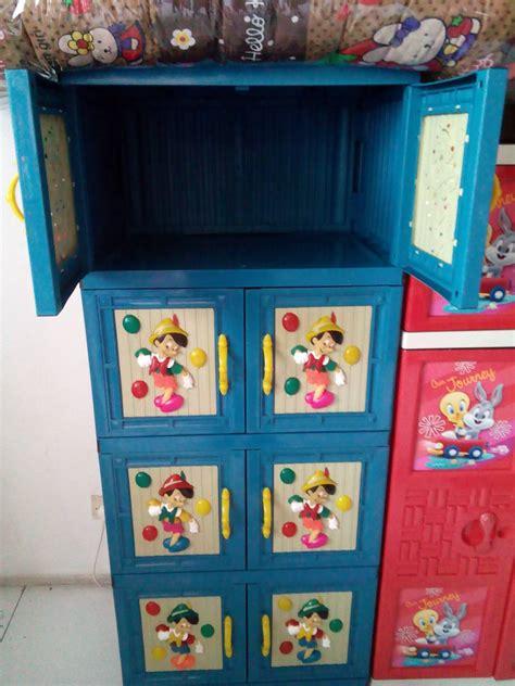 Lemari Plastik Susun jual distributor lemari plastik 4 susun murah surabaya