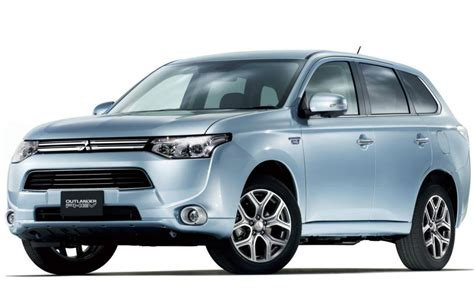 mitsubishi car 2014 mitsubishi outlander phev wallpaper video specs