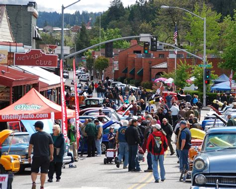 grass valley car show downtowngrassvalley com