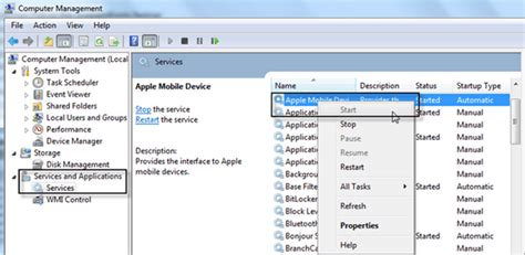 apple mobile service device how to fix computer not recognizing iphone