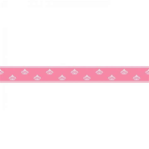 Chanel Jelly Chevron 022 B faixa decorativa coroa rosa papeldecor br