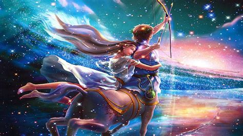 sagittarius horoscope wallpapers hd pictures one hd