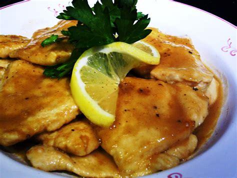 lemon chicken recipe dishmaps