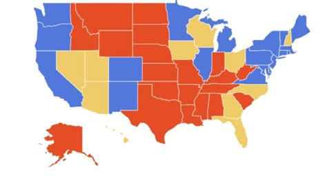 why are swing states important fin de cagne aux etats unis l importance des quot swing